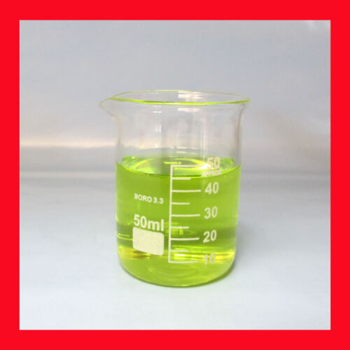 Beaker 50mL 50 mL Griffin Graduated Borosilicate Glass Lab Measuring New in Business & Industrial, Healthcare, Lab & Life Science, Lab Supplies | eBay