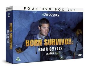 Bear-Grylls-Born-Survivor-Complete-Series-1-4-DVD-BOXSET-NEW-SEALED
