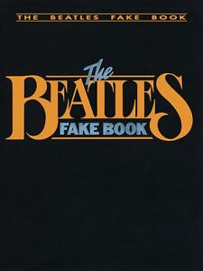 The Beatles Fake Book (1987, Paperback)