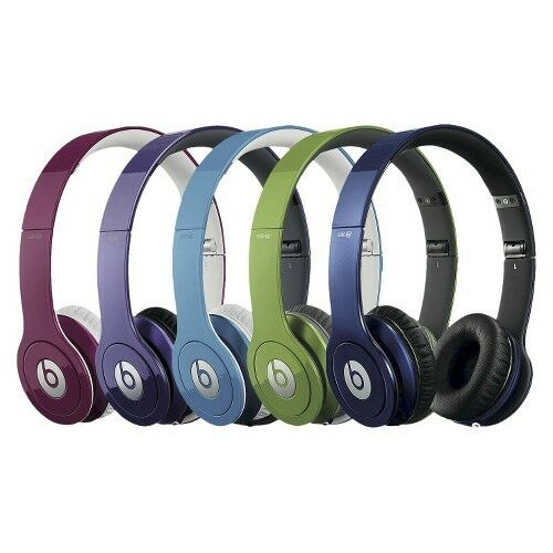 Beats by Dr. Dre Solo HD耳机$115,全新零售版