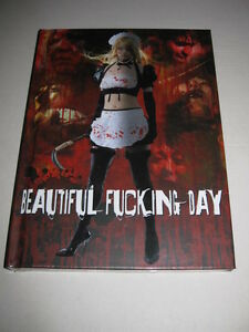 Beautiful Fucking Day (2013) - Mediabook - Blu-ray DVD - New & Sealed - at home, Deutschland - Beautiful Fucking Day (2013) - Mediabook - Blu-ray DVD - New & Sealed - at home, Deutschland