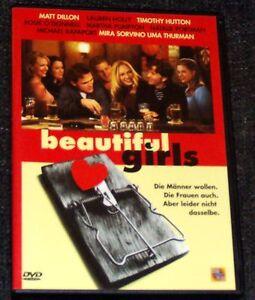Beautiful Girls (Uma Thurman - Mira Sorvino - Matt Dillon) DVD Box=top erhalten - Deutschland - Beautiful Girls (Uma Thurman - Mira Sorvino - Matt Dillon) DVD Box=top erhalten - Deutschland