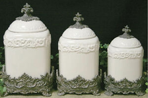 beautiful kitchen canisters beautiful kitchen canisters ebay 10653