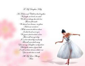 Beautiful Daughter Birthday Poems