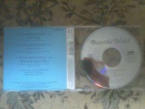 Beautiful world - In the beginning - Maxi-CD - Deutschland - Beautiful world - In the beginning - Maxi-CD - Deutschland