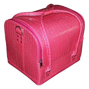 beauty case kosmetikkoffer multikoffer schminkkoffer nagelstudio set pink ebay. Black Bedroom Furniture Sets. Home Design Ideas