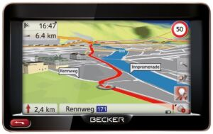 Becker Ready 50 EU19 Navigationssystem