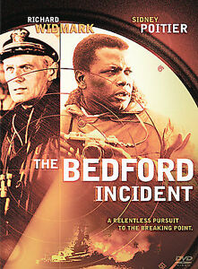 The Bedford Incident (DVD, 2003)