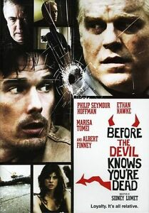 Before the Devil Knows You're Dead (DVD,...