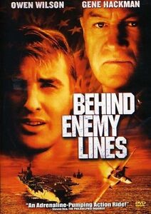 Behind Enemy Lines (DVD, 2005, Sensormat...