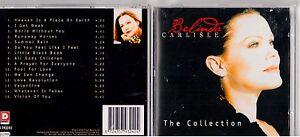 Belinda Carlisle - The Collection cd - Hückelhoven, Deutschland - Belinda Carlisle - The Collection cd - Hückelhoven, Deutschland