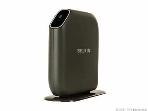 Belkin Play N600 300 Mbps Gigabit Wirele...
