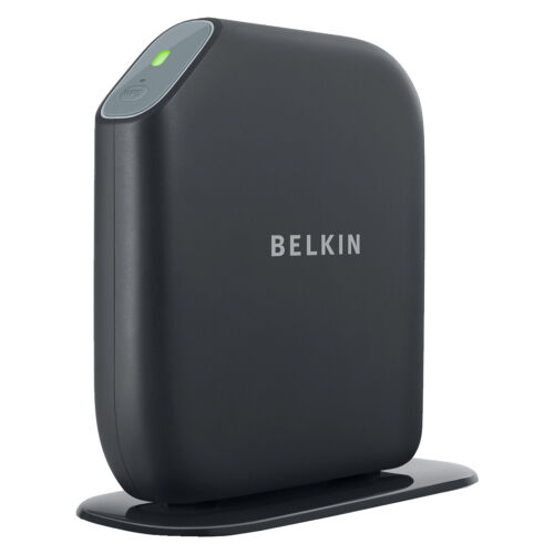 Belkin Share N300 300Mbps Wireless-N MIMO 4-Port Router with USB Port - F7D2301 in Computers/Tablets & Networking, Home Networking & Connectivity, Wireless Routers | eBay