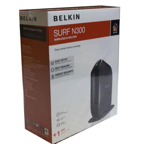 how to connect belkin n300 wireless router