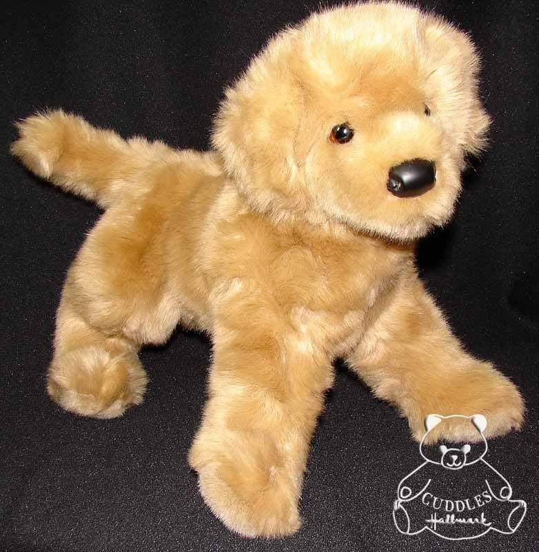 Bella Golden Retriever Dog Douglas Cuddle Plush Toy Stuffed Animal