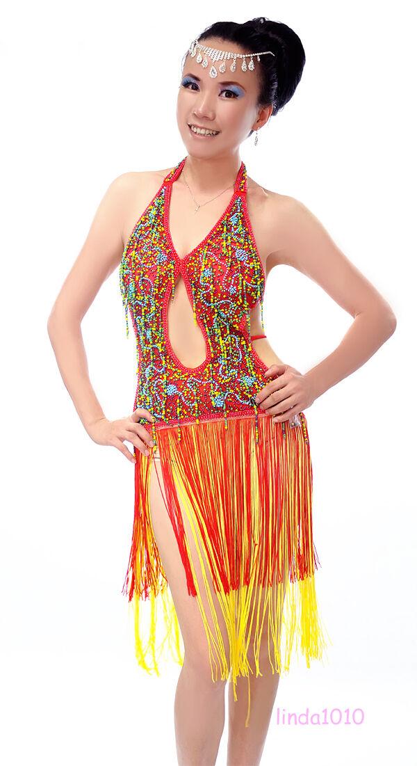 Latin Ballroom Costume 73