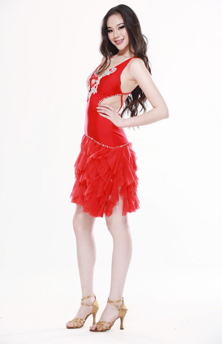 Red Ballroom Shoes Uk