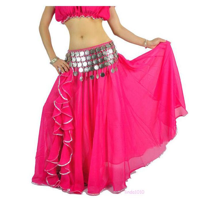 Silver Dance Skirt 93