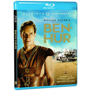 Ben-Hur (Blu-ray Disc, 2012, 2-Disc Set,...
