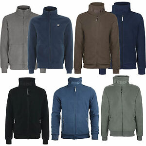 Bench-Core-Funnel-Fleece-Oaklands-Herren-Fleecejacke-Fleecepullover-Pullover