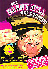 The Benny Hill Collection (DVD, 2006)