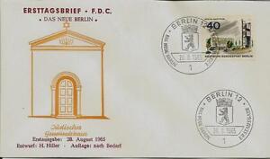 Berlin-FDC-MiNr-258-5-Das-neue-Berlin-Gedenkstaette-Maria-Regina-Martyrum