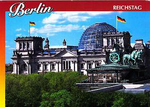 Berlin-Reichstag-Ansichtskarte