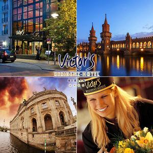 Berlin-Reise-im-4-Victors-Residenz-Hotel-4-Tage-2-Personen-Juniorsuite