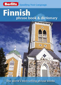 Berlitz: Finnish Phrase Book & Dictionar...