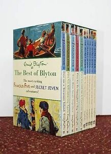 Best of Blyton: Famous Five, Secret Seve...