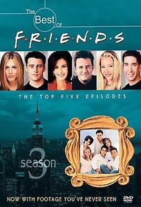 The Best of Friends: Season 3 (DVD, 2003...
