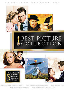 Best Picture Collection (DVD, 2008, 5-Di...