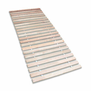 Betten Abc Premium Rollrost Stabiles Erlenholz 23