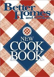 Better Homes and Gardens New Cook Book (...