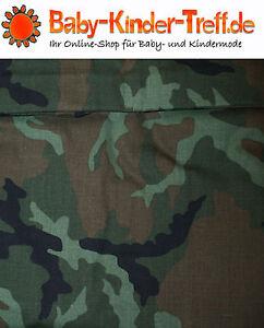 bettw sche f r kinderwagen k rbchen camouflage armee 80x80 40x35 baumwolle ebay. Black Bedroom Furniture Sets. Home Design Ideas