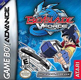 Beyblade: V Force -- Ultimate Blader Jam...