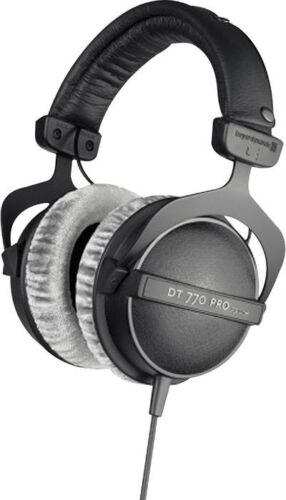 Beyerdynamic DT 770 Pro-80 Closed Studio Headphones **FULL WARRANTY** in Musical Instruments & Gear, Pro Audio Equipment, Speakers & Monitors | eBay