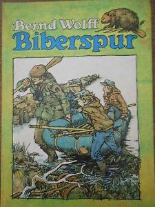 Biberspur-Kinderbuch-Roman-v-Bernd-Wolff-ab-12-Jahre-Jugendkrimi