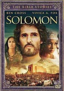 Bible, The: Solomon (DVD, 2010)