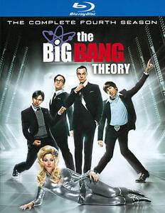 The Big Bang Theory: The Complete Fourth...