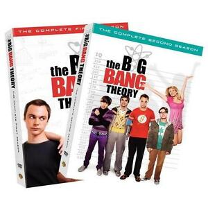Big Bang Theory - Seasons 1-2 (DVD, 2009...