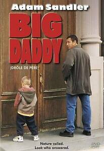 Big Daddy (DVD, 2006)