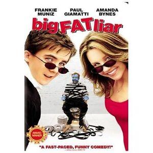 Big Fat Liar (DVD, 2002)