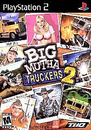 Big Mutha Truckers 2  (Sony PlayStation ...