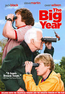 The Big Year (DVD, 2012)