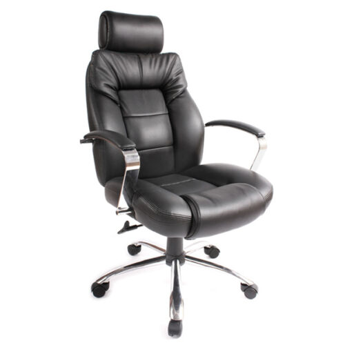 Big and Tall Commodore II Comfort Leather Executive Office Chair Swivel Tilt NEW in Business & Industrial, Office, Office Furniture | eBay