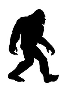 Jeep Funny Stickers on Bigfoot Decal Car Truck 4x4 Yeti Sasquatch Jeep Sticker   Ebay
