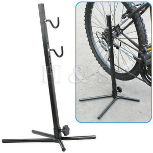 Bike-Maintenance-Stand-Bicycle-Cycle-Work-Repair-Floor-Storage-Display-Rack-Tool