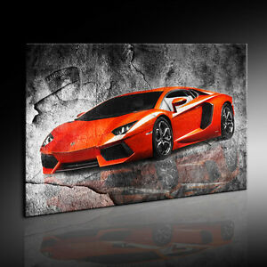 bild auf leinwand lamborghini n775 bilder mit keilrahmen kunstdruck. Black Bedroom Furniture Sets. Home Design Ideas