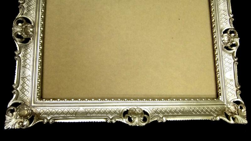 Cadre photo baroque blanc 57x47 cadre jeunesse still ANTIK rectangulaire cadre photo